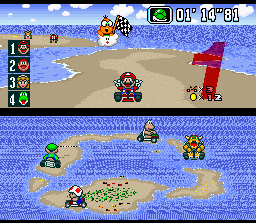 115880-super-mario-kart-snes-screenshot-mario-commemorating-his-1st