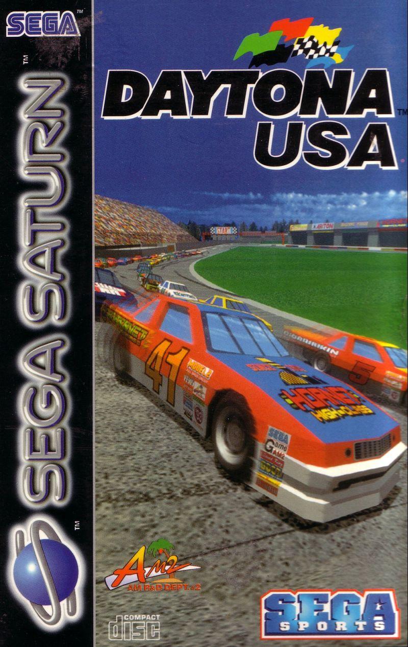 Daytona Usa Retro Gamesmaster