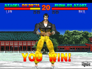 357141-tekken-playstation-screenshot-a-goofy-victory-pose