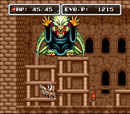 487783-e-v-o-search-for-eden-snes-screenshot-one-of-the-bosses